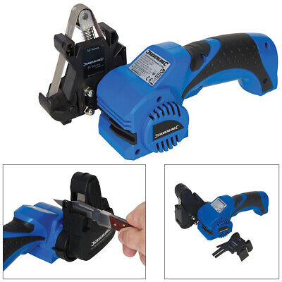 Cordless Electric Multi Functional Knife Scissor Lawnmower Blade Tool Sharpener
