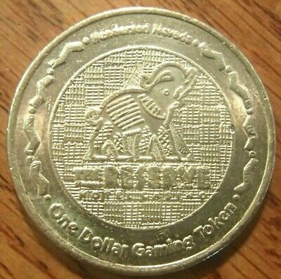 The Reserve Hotel And Casino Henderson Nv $1 Gaming Token **Lightly Played**
