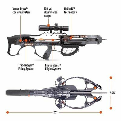 Crossbows, Bows, Archery, Outdoor Sports, Sporting Goods