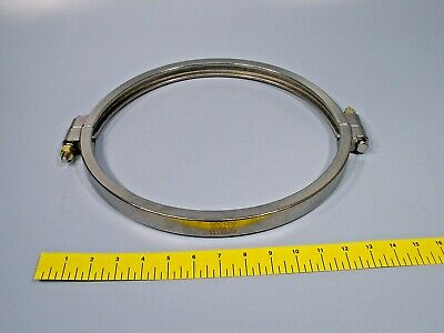"BVV 12"" Stainless Steel Pro Series High Pressure Clamp"