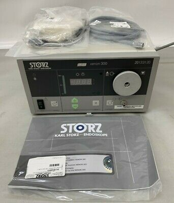 Karl Storz Endoskope SCB Xenon 300, 20133120 w/Light Cable, 3.5mm x 300cm, 495ND