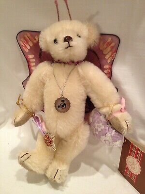 BEVERLY PORT--BEAR--MOLLY MELINDA GORHAM MUSICAL LIMITED # 2500 RARE