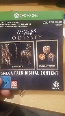 Extension Xbox one Pack Omega Digital Contente Chronos Pack Temporary Boost...