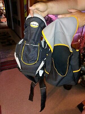 TOUGH TRAVELER CHILD/BABY Carrier Backpack Hiking Made USA