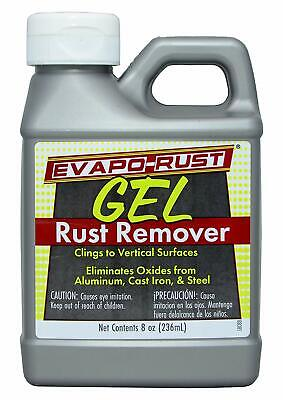 Evapo-Rust GEL Rust Remover Clings to Vertical Surfaces - 236ML / 8oz