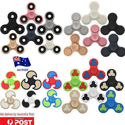 Fidget Hand Spinner Finger EDC Focus Stress Reliever Toys For kids adults Hot 6J