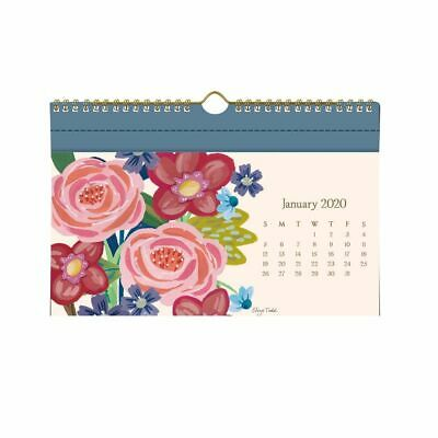 Lang Companies, 2020 Bloom Pocket Wall Calendar w/ Built-in Easel - Recycled Cot