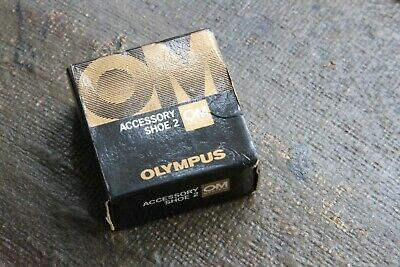 Olympus Accessory Shoe 2.BOX ONLY