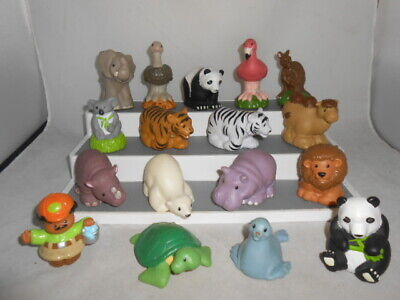 YOU CHOOSE ~ FISHER PRICE LITTLE PEOPLE Animals Zoo Talkers