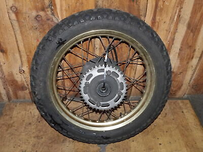 Hinterrad / rear wheel / Yamaha XT 600-43F