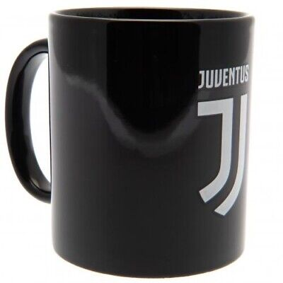 Juventus Football Club Crest Heat Changing Ceramic Mug GR with Free UK P&P