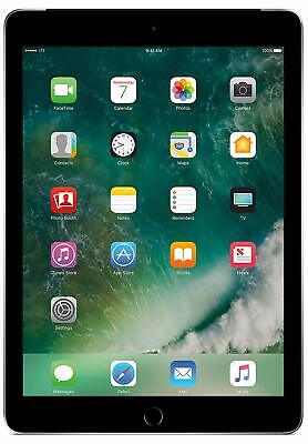 Apple iPad 5th Generation, 32GB, Wifi Only - Space Gray