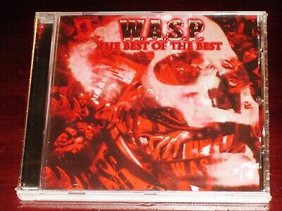 W.A.S.P.: The Best Of The Best 1984-2000 CD 2015 Greatest Hits Snapper Music NEW