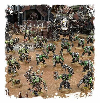 Warhammer 40K Orks (Lots & Single Units)