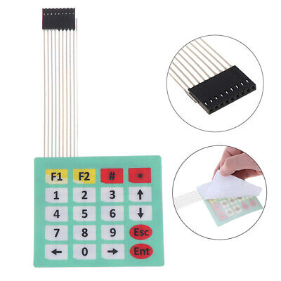 4x5 Matrix Array 20 Key Membrane Switch Keypad Keyboard Keys for arduino
