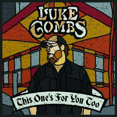 Luke Combs - This One's For You Too (Edizione Deluxe) Nuovo CD