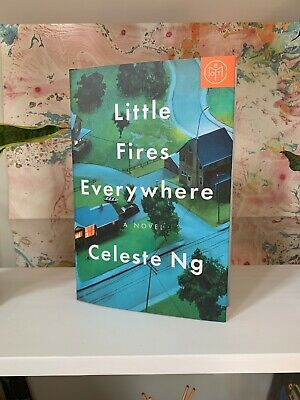 Little Fires Everywhere By Celeste Ng Book Of The Month September 2017