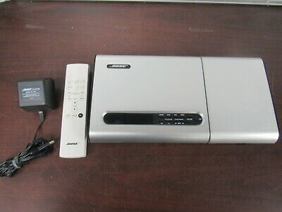Bose Lifestyle Music Center Model 5 AM/FM CD Player with power cord +remote[29d]