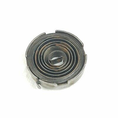 6-inch Drill Press Quill Feed Return Coil Spring C3W7