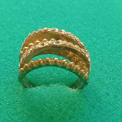 LOW OUTBID !!EXTREMELY Ancient VIKING SILVER RING museum quality ARTIFACT