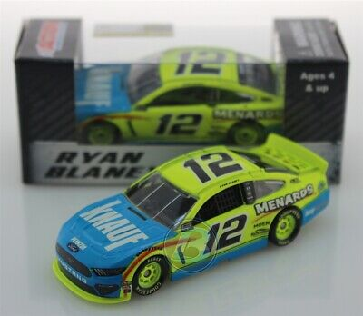 2019 RYAN BLANEY #12 Knauf Insulation 1:64 Action Diecast In Stock Free Shipping