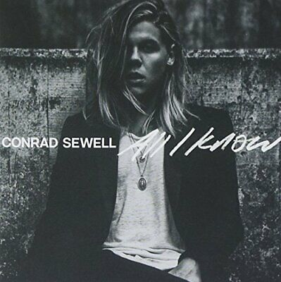 Sewell, Conrad - All I Know CD Warner NEW