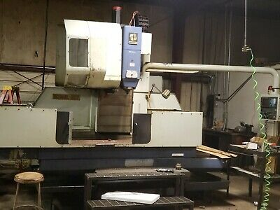 Hwacheon Ecomil-65V CNC Vertical Machining Center - VMC OKUMA DAEWOO MORI