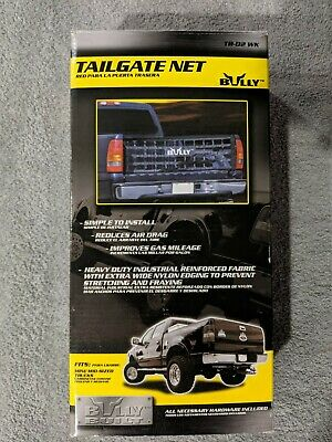 NEW ROUGH RIDER MIDSIZE AND MINI PICK UP TAILGATE NET 23-280
