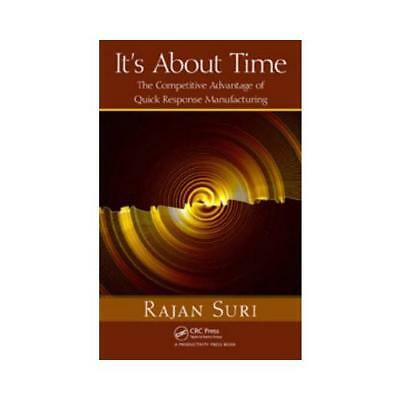 It's About Time by Rajan Suri