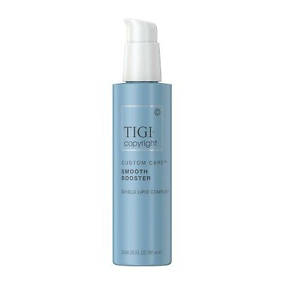 TIGI Copyright Smooth Booster 3.04 oz / 90ml Bamboo Extract Shield Lipid Complex