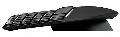 Microsoft Sculpt Ergonomic Desktop Wireless Keyboard and Mouse Combo for PC
