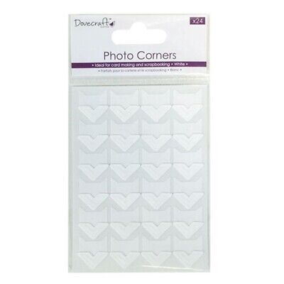 Dovecraft Photo Corners (dccrn001)