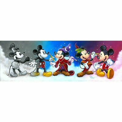 "Diamond Painting - Diamant Malerei - Stickerei - ""Mickey Maus - Vollbild"" (3020)"