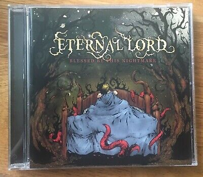 Eternal Lord - Bless Be This Nightmare CD Golf Records
