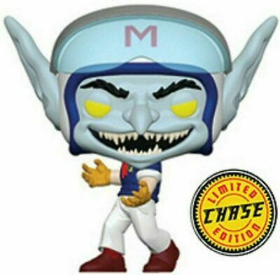 PRE-ORDER Funko Pop Speed Racer Speed in Helmet CHASE NIB w/ .5 mm Protector