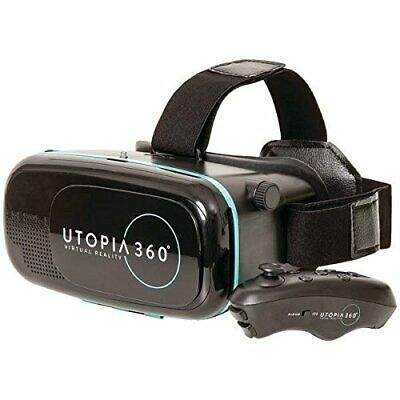 ReTrak EUVRC Utopia 360Degree Virtual Realty Headset with Bluetooth Controller