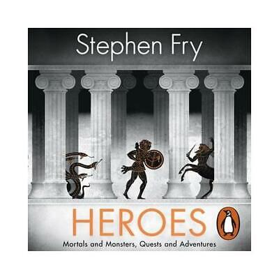 Heroes by Stephen Fry (author)