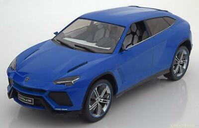 Lamborghini Urus 2012 Metallic Yellow 1:18 Model MODELCARGROUP
