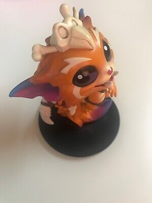 League of Legends Collectible Figurine #022 GNAR Brand New In Box!