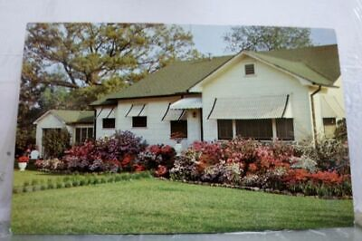 Mccomb Ms Percy Quin State Park Lodge Vintage Postcard