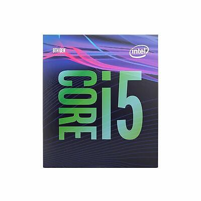 Intel Core i5 9500 Processor 9MB Upt 4.4GHz LGA 1151 6 Core 6 Thread Desktop CPU