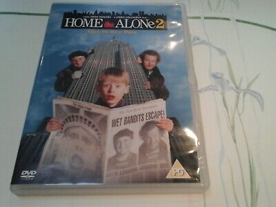 home alone 2 dvd lost in new york