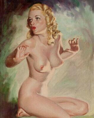 Marilyn Monroe Pin Up Art - 8 x 10 Photo