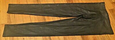 Dori Creations Junior Girls Size Small Snakeskin Print Leggings New With Tags