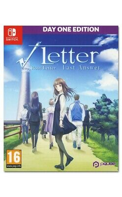 Root Letter: Last Answer (Nintendo Switch) Digital Game