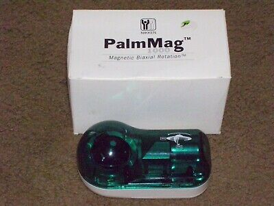 Nikken Palm Mag 1000 -  Used Demo In Box - No Adapter - Uses 4 Aa Batteries
