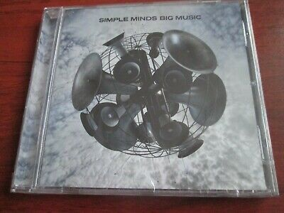 Simple Minds - Big Music  [CD] NEW AND SEALED