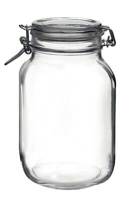 Fresh air in jar from Tropical Montain