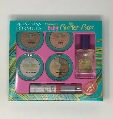 Physicians Formula Murumuru Baby Butter Box - Limited Addition - Exclusive Shade