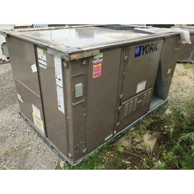 York Zf120C00R4A2Eca1A2 10 Ton 2 Stage Rooftop Ac Unit 11.2 Eer 460-60-3 R-410A